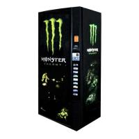 Dixie Narco Model 501E  16/12oz Can  Monster Energy Vending Machine Manufactures