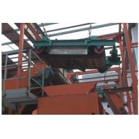 Buy cheap Suspended cross belt electro magnetic separator RCDD, self cleaning, naturally cool from wholesalers