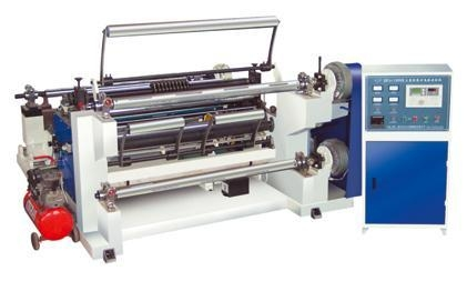 Quality Automatic Slitter Rewinder Machine QFJ800-1800B for sale