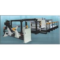FOUR ROLLS HIGH SPEED AUTOMATIC ROLL TO SHEET CUTTING MACHINE Manufactures