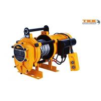 Buy cheap Aluminum Heat-treated GF800A Electric Winches from wholesalers