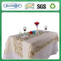 Buy cheap Beautiful design non woven printing tablecloth from wholesalers