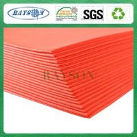 One time use table cloth in roll to cover table Manufactures