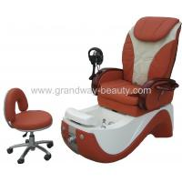 Buy cheap GFP010Luxury pedicure spa chair salon chair beauty salon equipment from wholesalers