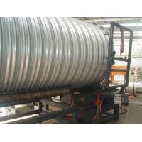Buy cheap Spiral Corrugated Culvert Pipe Machine from wholesalers