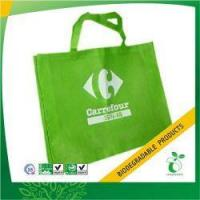 Wholesale Eco-Friendly Recycled Supermarket Non Woven Shopping Bag Model No:ECOBAG-NWBA-SM02 from china suppliers