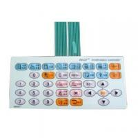 Buy cheap normal use good embroidery machine key pad from wholesalers