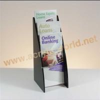 Buy cheap Jewellery display stand a6 leaflets brochure display racks from wholesalers