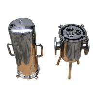 Buy cheap SS316L Stainless Steel Gas Steam Filter Housing from wholesalers