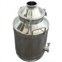 Wholesale 8 Gal Milk Can Boiler With Triclamp Element Ports from china suppliers