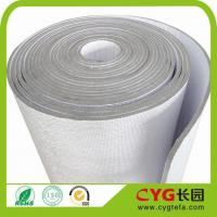 Buy cheap Floor Accessories IXPE Foam with Silver Film for Laminate Flooring from wholesalers
