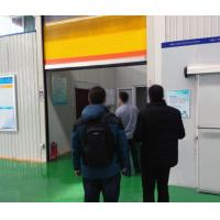 China Cold Storage Design Sectional Overhead Doors on sale