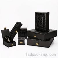 Buy cheap Mens Leather Jewellery Box With Magnet FPH016 from wholesalers
