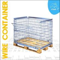 Buy cheap Wire container Storage cage 44 from wholesalers