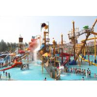 Wholesale Large aqua playground equipment in waterpark projects , aqua park games from china suppliers