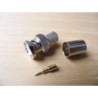 Buy cheap BNC Male Crimp Connector For LMR400 Cable from wholesalers