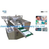 Buy cheap Fully Auto Povidone Iodine Prep Pad Making Machine from wholesalers