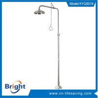 Buy cheap Emergency Stand Eyewash,stainless steel eye wash station,Stainless Steel Wall Mounted Shower from wholesalers
