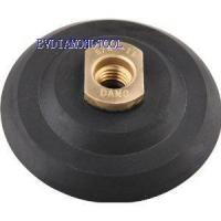 Buy cheap Rubber Polishing Pads Backer Item:BVBP-001 from wholesalers