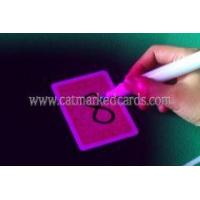 Buy cheap Mark Cards with the Invisible Ink Pen by Yourself from wholesalers