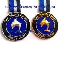 Wholesale Rugby Medal Item:medal-043 from china suppliers