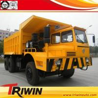 Buy cheap 6X4 28 TON tipper truck mining use STL3401 EURO 2 from wholesalers