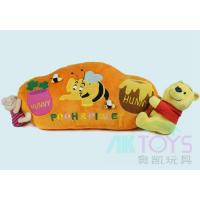 Buy cheap Creative plush toys Winnie the Pooh Pillow from wholesalers