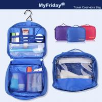 Buy cheap X1 Terylene Travel toiletry bag from wholesalers