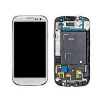 Buy cheap Samsung galaxy s3 lcd screen replacement with digitizer white from wholesalers