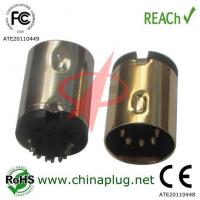 Buy cheap Din Plug Connector 5 Pin from wholesalers