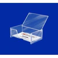 Buy cheap Acrylic Card Holder Clear Acrylic Business Card Holder from wholesalers