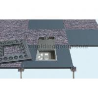 Buy cheap Bare Steel Raised Access floor (With Grommet Hole) from wholesalers