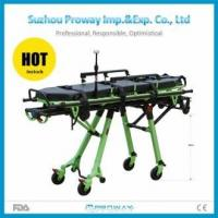 Buy cheap Stretcher CE&FDA Approved PWS-3FWF New Design Ambulance Stretcher from wholesalers