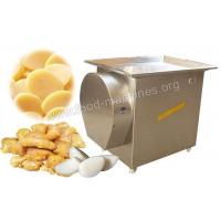 Buy cheap Garlic/Ginger Slicing Machine Application from wholesalers