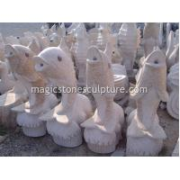 Buy cheap garden fish water fountain from wholesalers