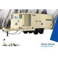 Wholesale 1600cfm portable diesel engine screw air compressor from china suppliers