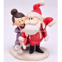 Buy cheap Polyresin Christmas Figurines from wholesalers