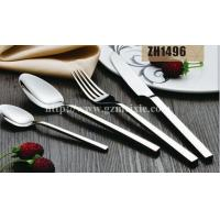 Buy cheap West cutlery knife and fork spoon four-piece (ZH1496) product