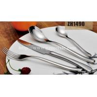 Wholesale West cutlery knife and fork spoon four-piece (ZH1490) from china suppliers