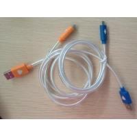 Buy cheap Led Usb Data Cable For Samsung Mobile Phone from wholesalers