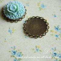 Buy cheap Fashion cameo resin settings for craft from wholesalers
