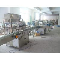 Oil bottle filling capping lab