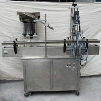 Single head capping machine au
