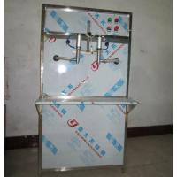 Buy cheap 2 heads semi automatic liquid from wholesalers