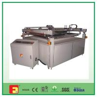 Wholesale Large size plane screen printing machine from china suppliers