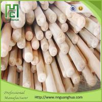 Wholesale high quality natural long broom handle wood from china suppliers