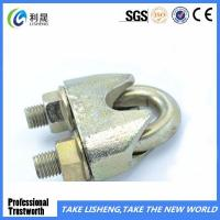 Wholesale DIN1142 MALLEABLE WORE ROPE CLIPS from china suppliers