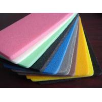 Wholesale colorful foam sheet Fireproof and Flame Retardant eva foam from china suppliers