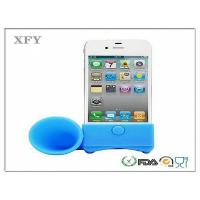 Wholesale Silicone Horn Amplifier For Iphone 4G/4S/5G from china suppliers