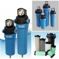 Buy cheap F1060M 1060CFM 0.1ppm Coalescing Compressed Air Filter for Air dryer from wholesalers